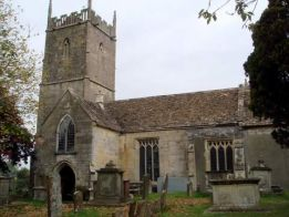 St Marys Frampton on Severn(1)